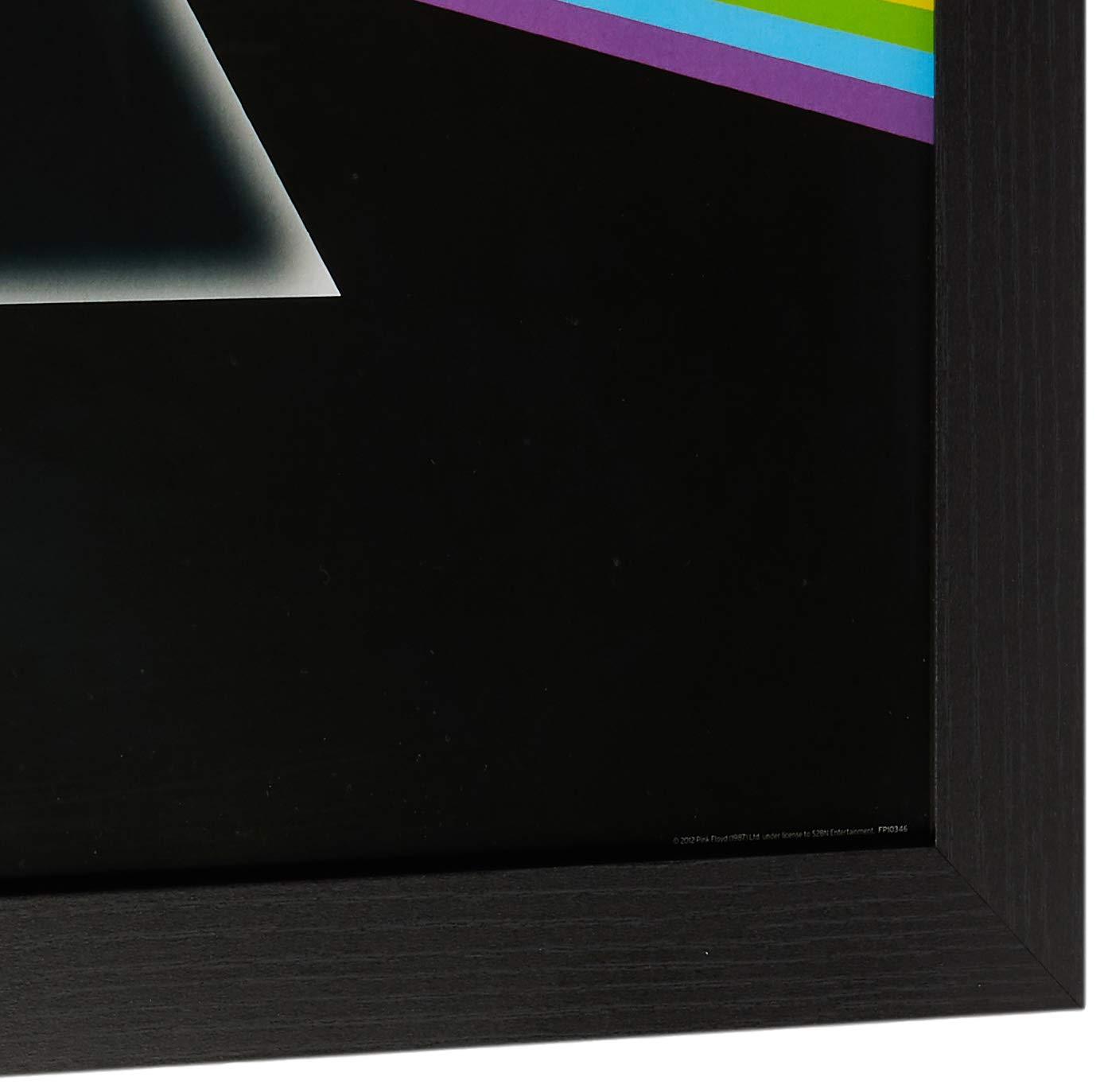 Pink Floyd Pyramid International 30x42 cm Poster con Cornice montata Dark Side of The Moon
