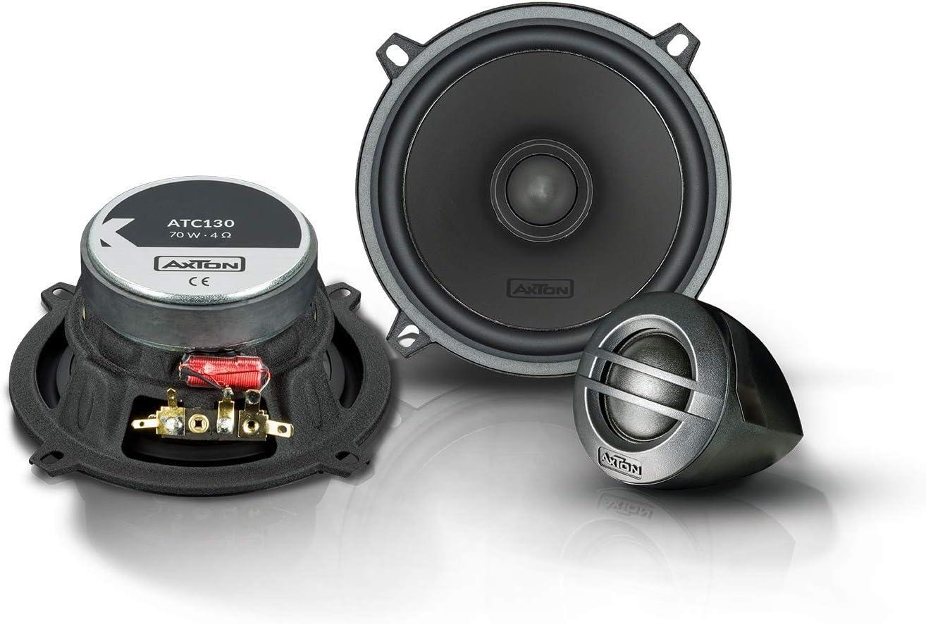 Axton Atc130 13 Cm 2 Wege Compo System 70 W Rms Elektronik