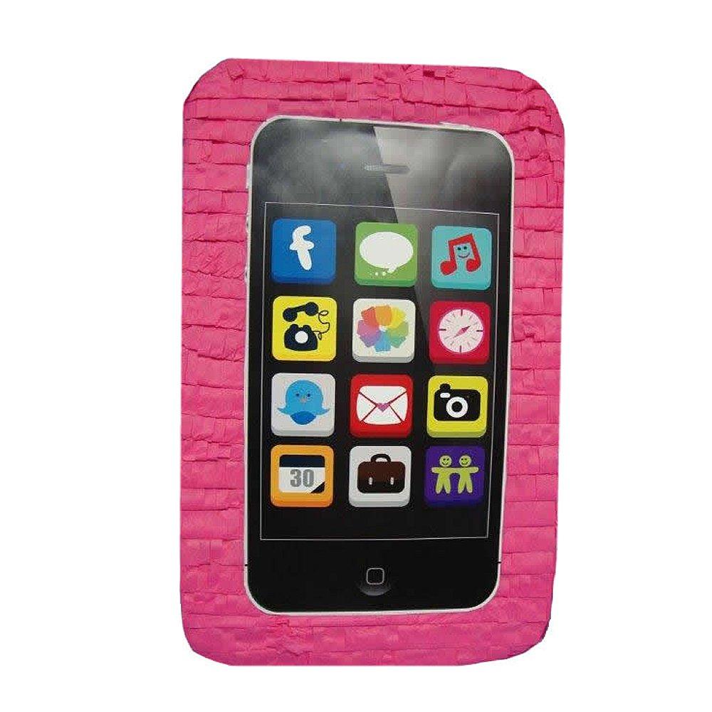 Cell Phone Hot Pink Pinata Aztec Imports Pinatas