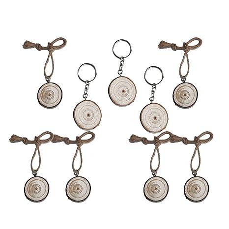 Godagoda - Llavero hecho a mano (1 llavero + 2 cuerdas de ...