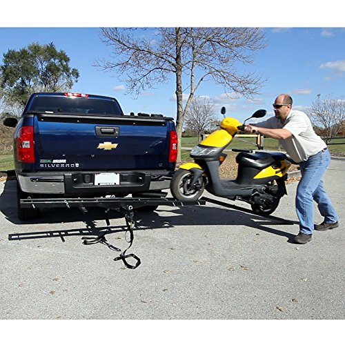 Black Widow MX-600X Steel Motorcycle Carrier by Black Widow (Image #2)