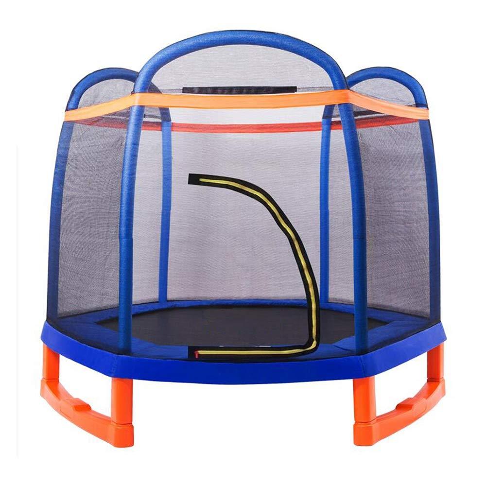 XIAOMEI,ベッドフェンス セーフティネットの子供の屋内屋外トランポリンセーフティネットの安全性と耐久性のある幼児用トランポリンの子供のためのトランポリン 家庭、屋外で使用されます (Color : Blue)  Blue B07TBVN6XV