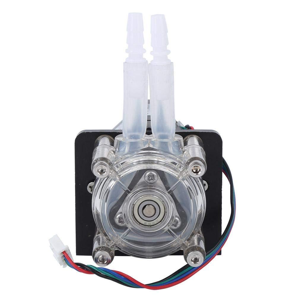 42 Peristaltikpumpe f/ür Schrittmotor Peristaltikpumpe mit Schrittmotor 0-400 ml//min Schnelllast-Peristaltikpumpe mit gro/ßem Durchfluss