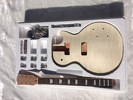Proyecto Kit constructor de guitarra eléctrica DIY con todos los ...