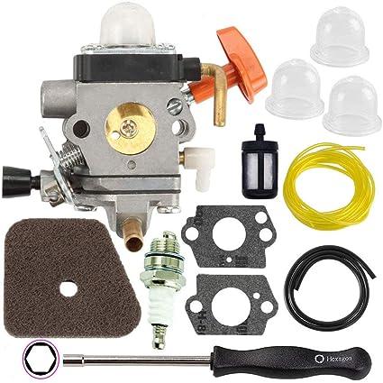 Amazon com: TOPEMAI C1Q-S174 Carburetor for STIHL FS110 FS100 FS110R