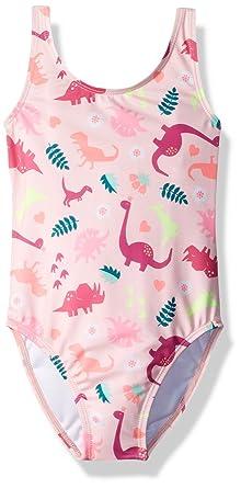 462b7bbede Amazon.com  Gymboree Toddler Girls  1-Piece Swimsuit Dinosaur  Clothing