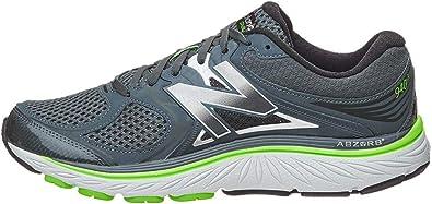 New Balance 940v3 Zapatillas para Correr (2E Width) - AW18-50: Amazon.es: Zapatos y complementos