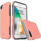 TEAM LUXURY [Clarity Series] Designed for iPhone SE 2020 Case/iPhone 8 Case/iPhone 7 case, Shockproof Protective Phone Cases