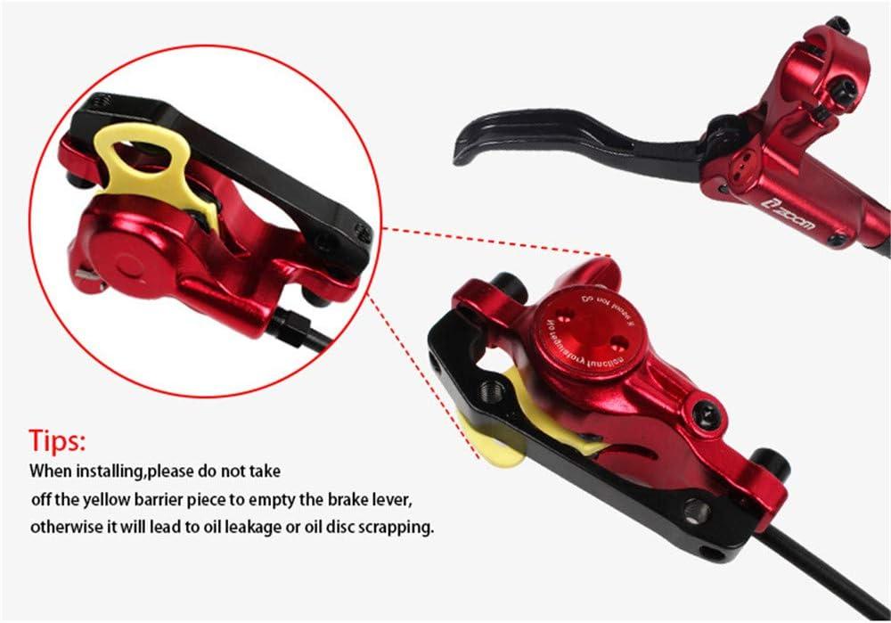 DIYARTS 1 Par Freno Bicicleta Pintura Fina Aleación Aluminio ...