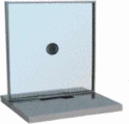 C R  LAURENCE SCW103N CRL Satin Anodized Cashier Window Unit