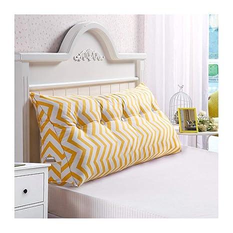 Amazon.com: YXLKZ - Cojín triangular para cabecero de cama ...