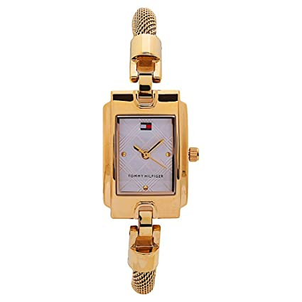 Tommy Hilfiger Analog White Dial Women's Watch - TH1780454J