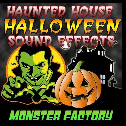 Monster Factory Haunted House Halloween Sound Effects FLAC-DJYOPMiX