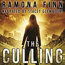 The Culling: The Culling Trilogy, Book 1 Audiobook by Ramona Finn Narrated by Stacey Glemboski