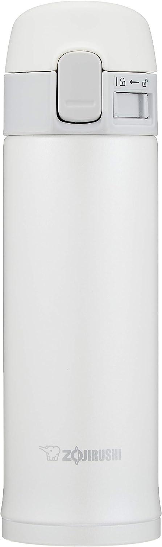 Zojirushi Stainless Steel Vacuum Insulated Mug, 10-Ounce, White