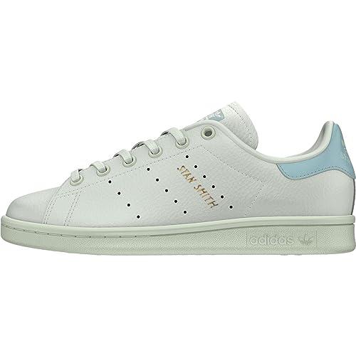 Adidas Stan Smith J, Zapatillas de Deporte Unisex niños: Amazon.es: Zapatos y complementos