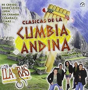 Clasicas De La Cumbia Andina