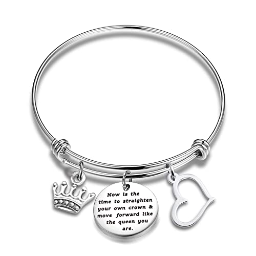 Amazon.com: AKTAP Inspirational Pulseras Divorce Regalos ...