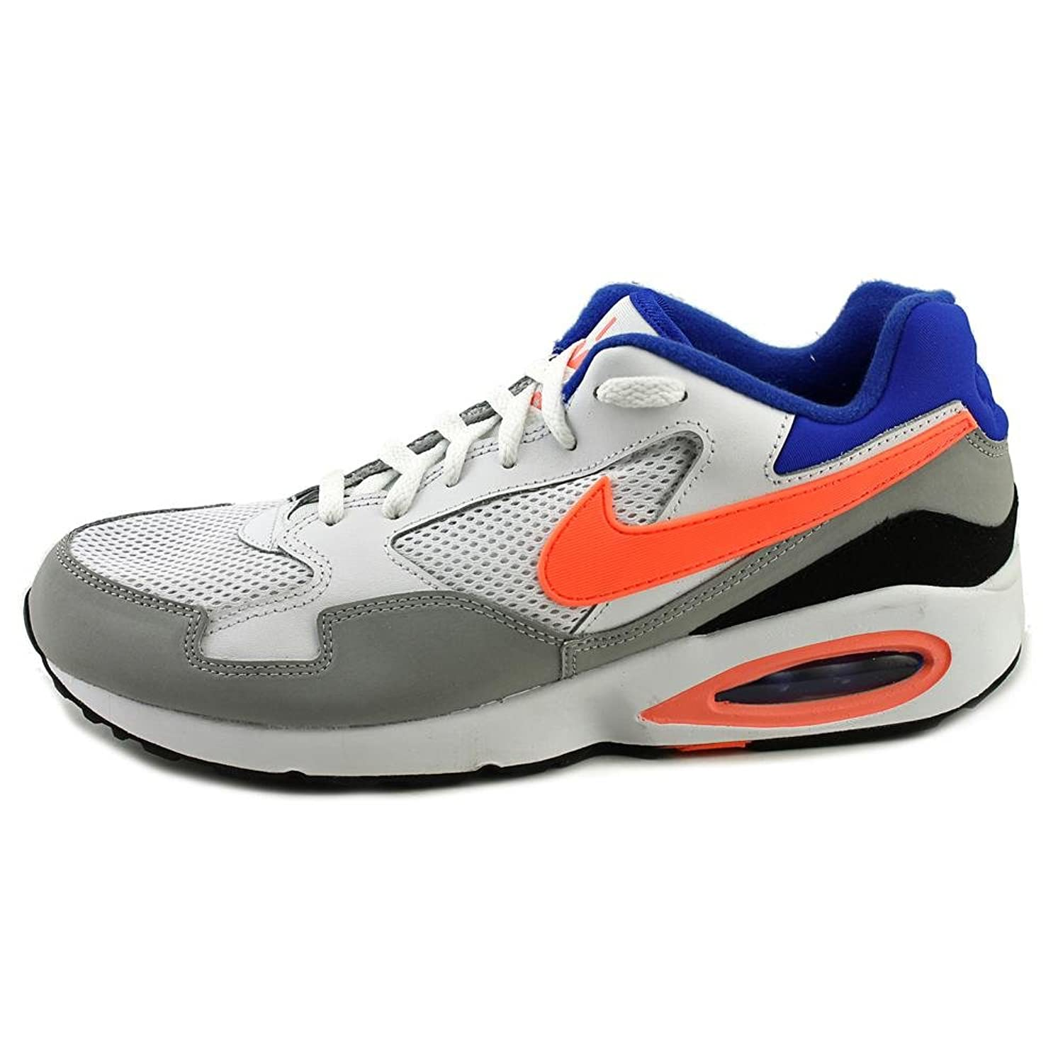 save off 4dd74 80b35 ... Amazon.com Nike Mens Air Max St Ankle-High Leather Running Shoe Road  Running ...