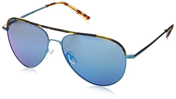 Polaroid PLD-6011-S-PKK-JY, Gafas de sol para Hombre, Azul, 58: Amazon.es: Ropa y accesorios