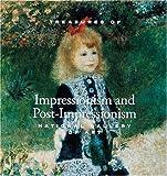 Treasures of Impressionism and Post-Impressionism: National Gallery of Art (Tiny Folio)
