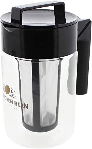 The Chosen Bean 1 Quart Deluxe Cold Brew Maker and Pitcher
