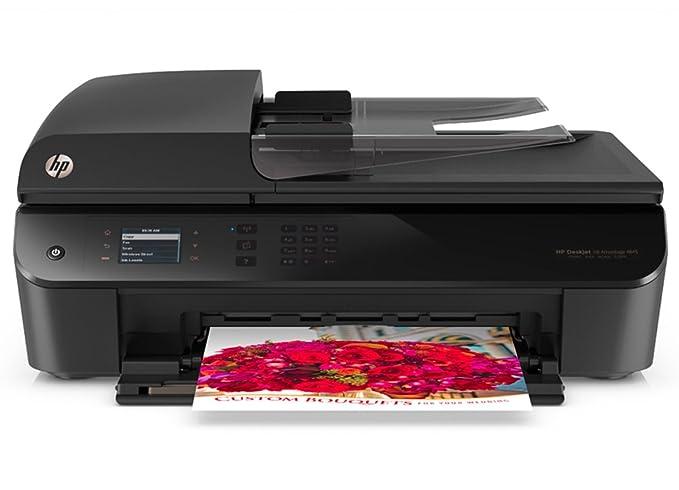 HP Deskjet Ink Advantage 4645 AIO - Impresora Multifunción Color ...