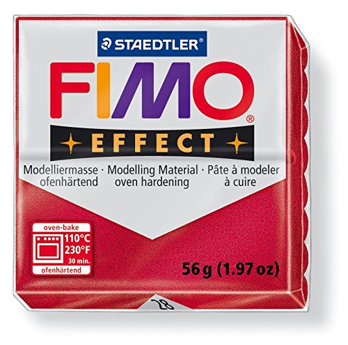 Fimo Effect Polymer Clay 2oz-Vanilla Photo #5