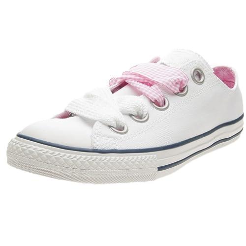 Converse Bebé Zapatillas de Deporte de Los Zapatos Bajos 660974C SLD Ctas Big OX: Amazon.es: Zapatos y complementos