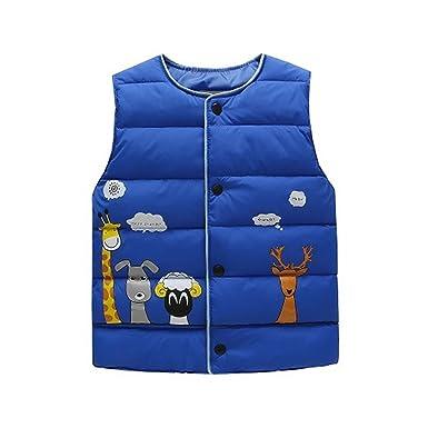 4fbe7f172ed3 Nelliewins Winter Autumn Waistcoat Girls Boys Vest Baby Coats ...