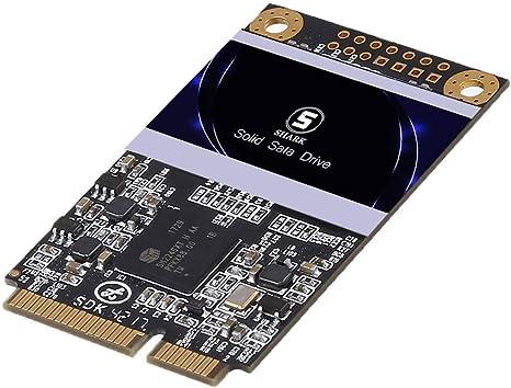 MSATA SSD 120Gb Shark Unidad de Estado sólido Interna Unidad de Disco Duro de Alto Rendimiento para computadora portátil de Escritorio SATA III 6Gb / s SSD(120Gb, Msata): Amazon.es: Electrónica