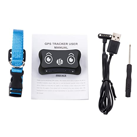 LoveOlvido TK200 - Mini rastreador GPS para Mascotas (IP66 ...