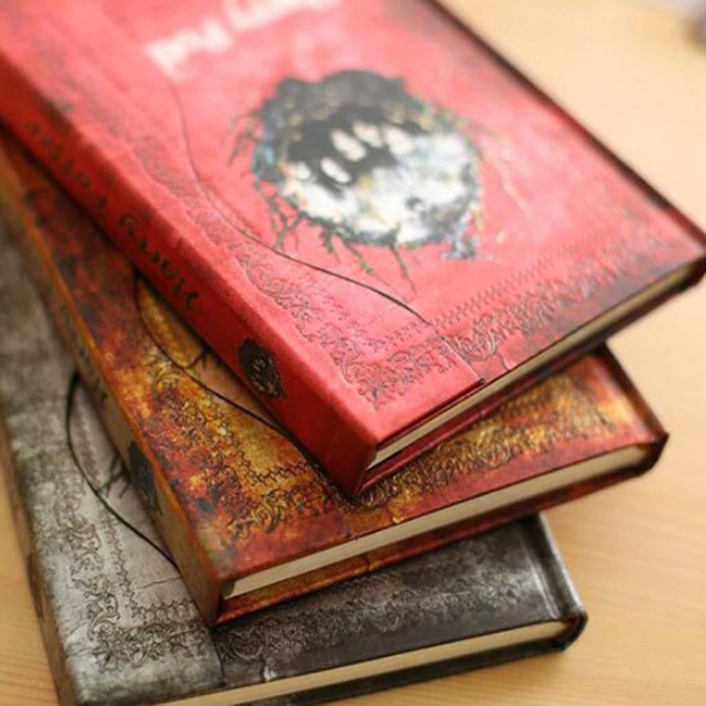 Cuaderno Creative Vintage Harry Potter Handbook Agenda ...