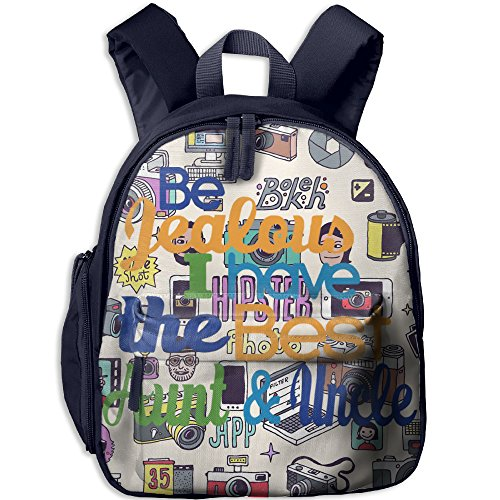 Be Jealous I Have The Kid School Navy Daypack