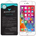 "iPhone 7 Plus Screen Protector (iPhone 7 Pro,iPhone 6s Plus/6 Plus 5.5""), Klear Cut KlearGlass Ballistic Tempered Glass Screen Protector for iPhone 7 HD Clear 9H Hardness Shield Lifetime Warranty"