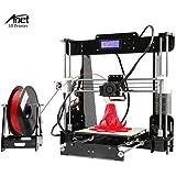 Bigbutterfly A8 Impresora 3d DIY Printer Desktop farbdruck Printer acrílico pantalla LCD Kit Imprimir materiales de impresión Espacio Impresora 3d printer ABS/PLA