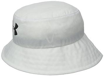 a0eb7b4559374 ... usa under armour mens storm golf bucket hat white 100 black medium  7687c e64a8