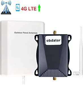 AT&T Cell Phone Signal Booster 4G LTE Cell Booster for Home 4G obdator Band 12 700Mhz ATT Mobile Phone Signal Repeater Booster
