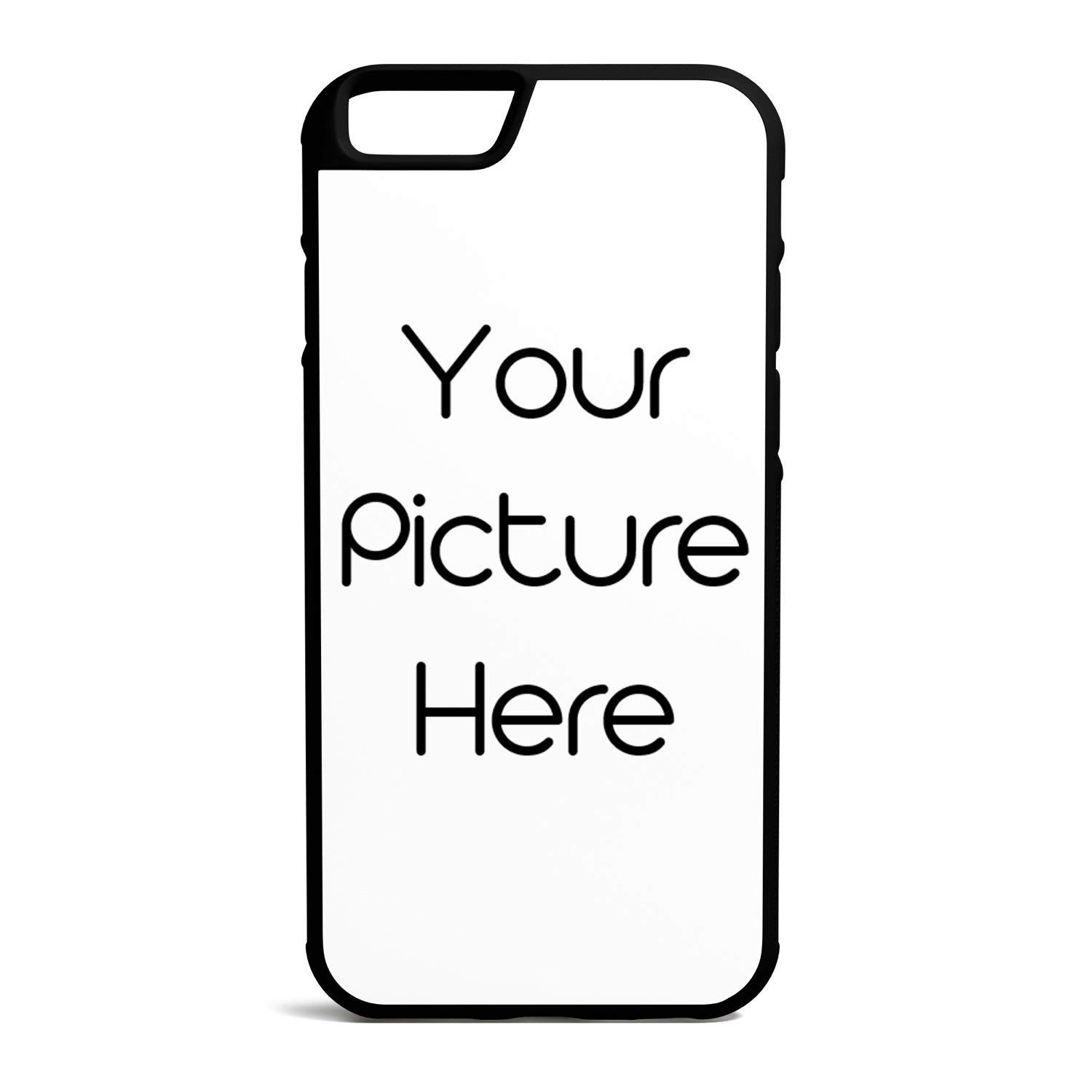 lowest price 38cf2 9117f D Sticky Company Custom iPhone Cases Personalized Customize Your Picture  CASE Make Your Own Phone Case Hard Plastic (iPhone 8 Plus)