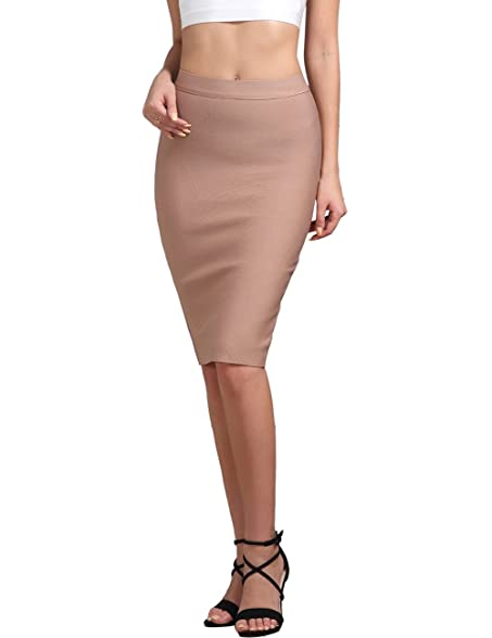 Miss Water Bandag-Dress-Skirt Nude, Pink Pencil 2018 New Spring Party Dress