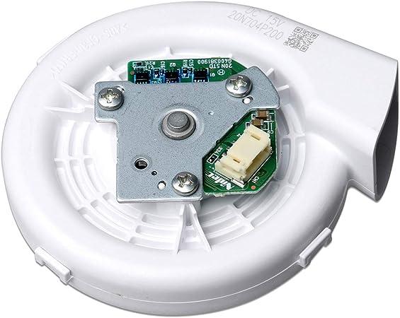 Lopbinte Robot Aspirador Repuestos Ventilador para Mi 1 Generación Aspirador Robótico Piezas de Accesorios: Amazon.es: Hogar