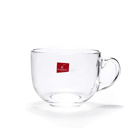BlinkMax - Juego de 3 tazas de té grandes (15,21 oz), aptas para ...