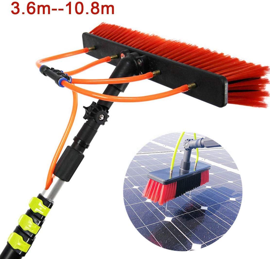 PASLWSSY Cepillos más limpios 3.6-10.8m fotovoltaicos ...