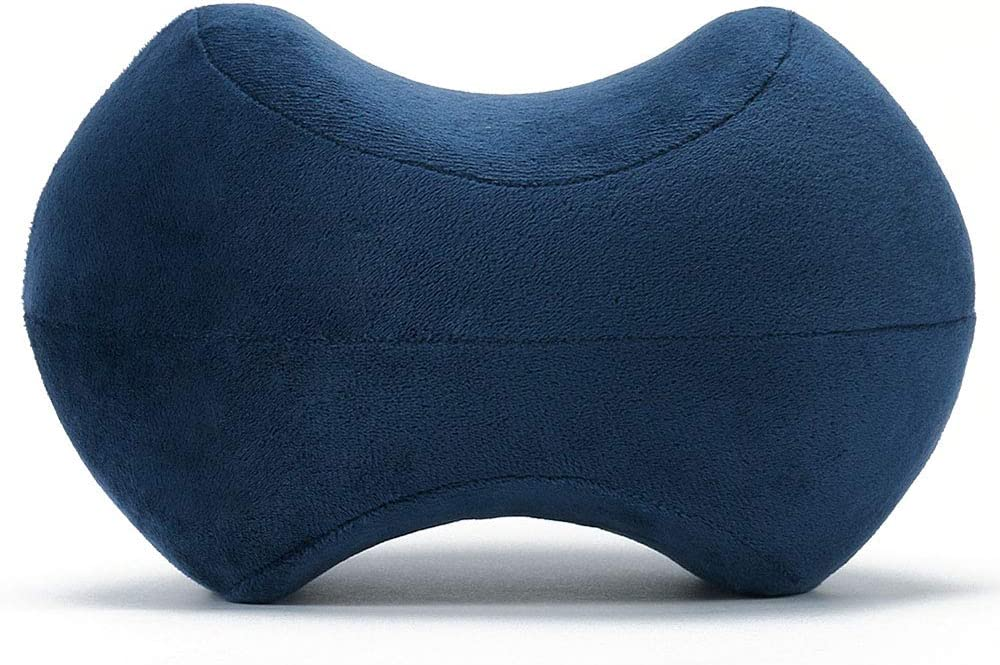 Pregnancy Hip and Joint Pain Memory Foam Wedge Contour Leg Pain FANZHOU Orthopedic Knee Pillow for Sciatica Relief Back Pain
