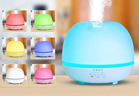 Review Aromatherapy Essential Oil Diffuser