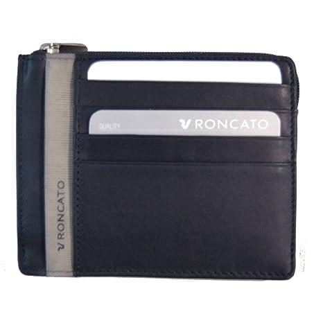 ca92304732 Portafoglio Uomo Orizzontale Porta Carte Di Credito | Roncato Valigeria  Ares | 410685-Blu