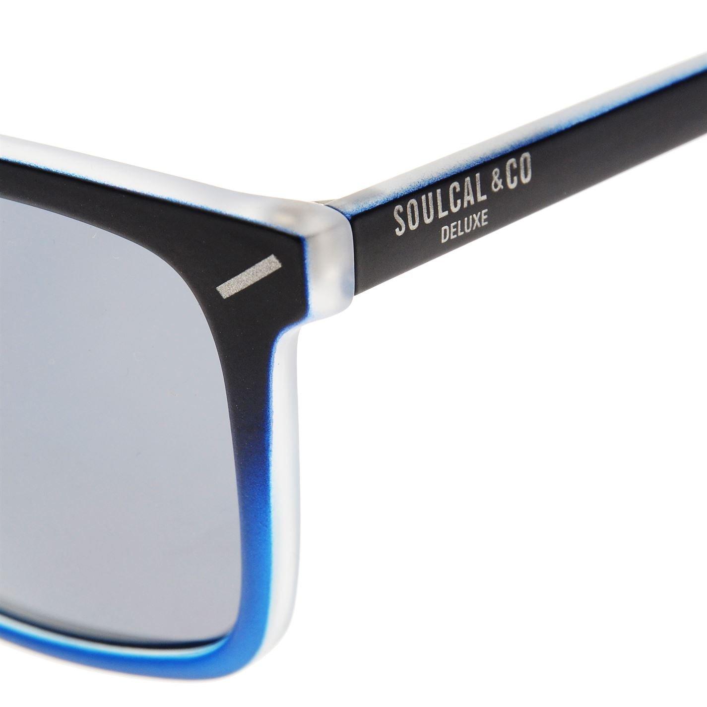 SoulCal Mens Bermuda Sunglasses Navy Black  Amazon.co.uk  Clothing 15ed5afa47