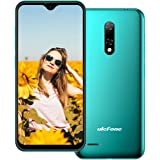 Ulefone Note 8 Unlocked Smartphone, Android 10 Quad-core 2GB+16GB Expansion 128GB, 5.5 Inch Waterdrop Screen, 5MP+2MP…