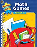 Math Games, Grade 2, Mary Rosenberg, 0743937228