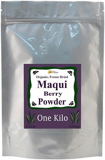 Amazon Com Curease Organic Maqui Powder Kilo 2 2 Pounds Health